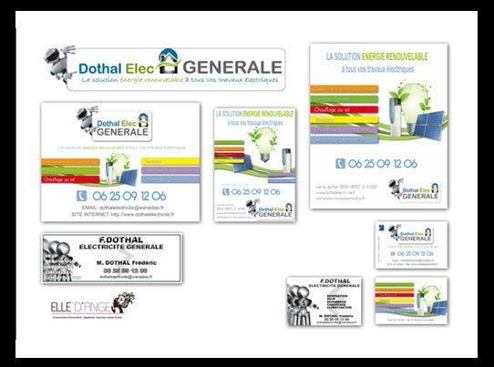 harte-graphique-logo-flyer-affiche-autocollant-carte-de-visite-encarts-pub-dothalelectricite