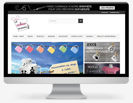 site-ecommerce-lecadeaupersonnalise